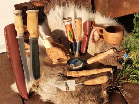 Wood Jewel treprodukter, Kan leveres med gravering